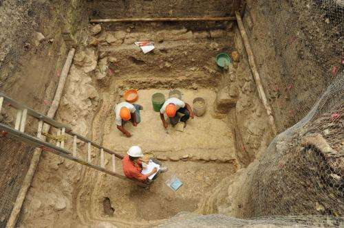 Archeologists unearth new information on origins of Maya civilization