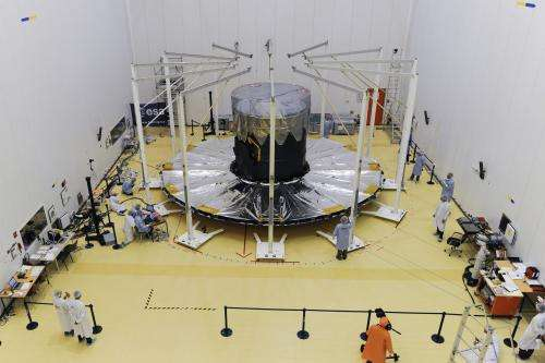 Countdown to launch of ESA's billion-star surveyor