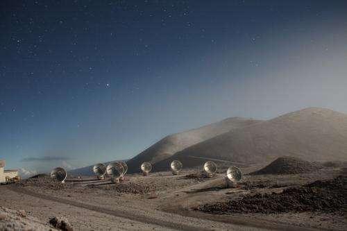 Detection of titanium oxide and titanium dioxide around the giant star VY Canis Majoris