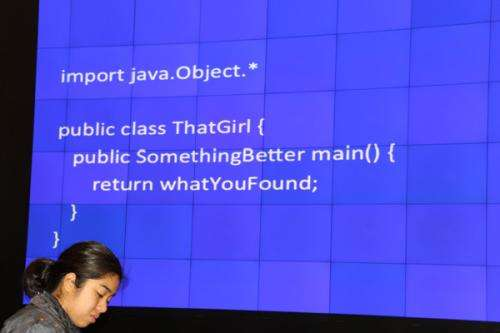 First Stanford code poetry slam reveals the literary side of computer code