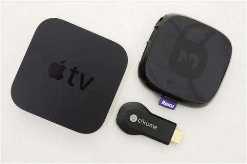 Gift Guide: Streaming players project video to TV
