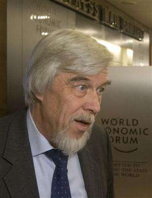 Interview: CERN chief firmer on 'God particle'