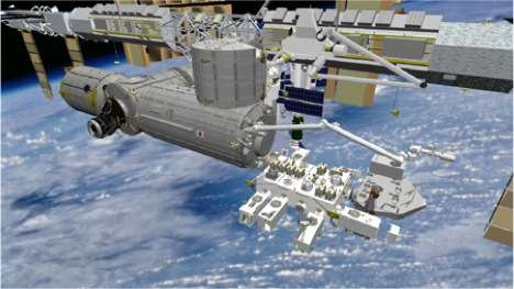 Japanese vehicle delivers new hardware for NASA's Robotic Refueling Mission