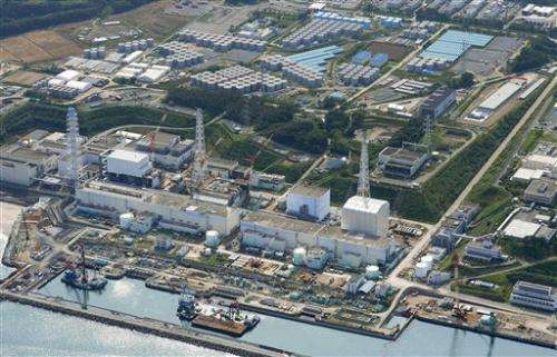 Japan to fund ice wall to stop reactor leaks