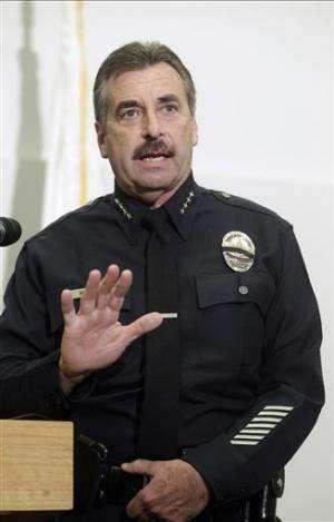 LAPD investigating leak of officials' finance docs