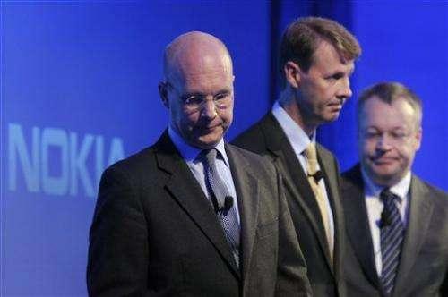 Microsoft shares drop on $7.2B Nokia phone deal