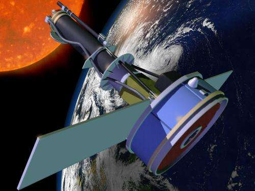 NASA's IRIS provides unprecedented images of sun