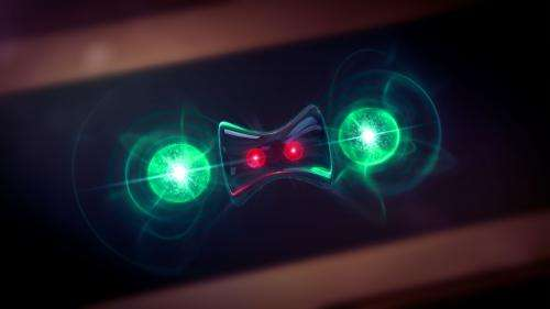 NIST demonstrates how losing information can benefit quantum computing