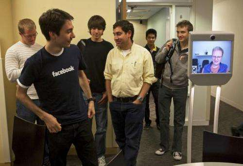 Robotic telepresence could 'change the geography of labor'