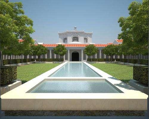 Roman emperor's virtual villa to be unveiled Friday