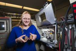 Softening steel problem expands computer model applications