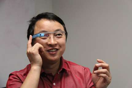 WSU researcher wants to make Google Glass safer for drivers
