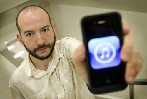 Researcher shows music industry building walls to limit data