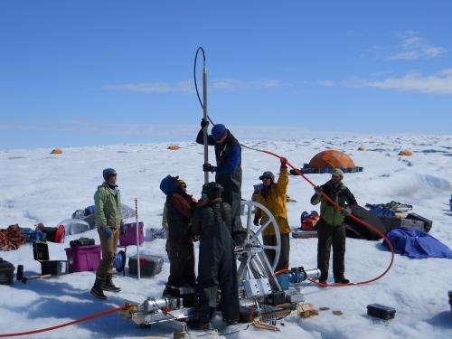 Scientists use new approach to reveal function of Greenland's ice sheet