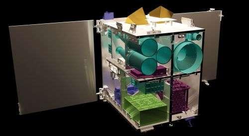 Researchers inaugurate ultra-fast satellite computer