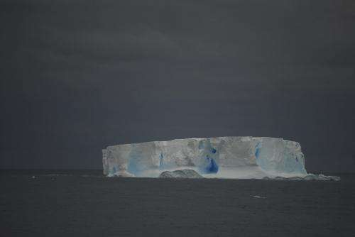New research sheds light on history of polar current
