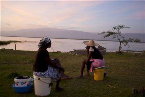 Climate change threatens Caribbean's water supply