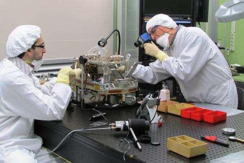 90 million laser shots bring wind satellite back on track