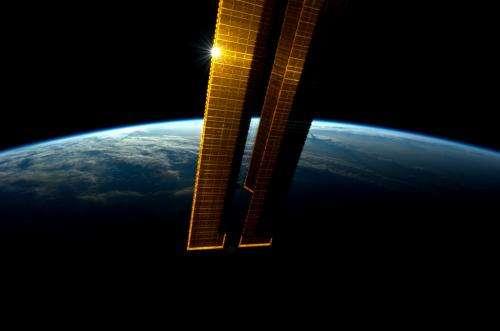 Happy birthday, space station