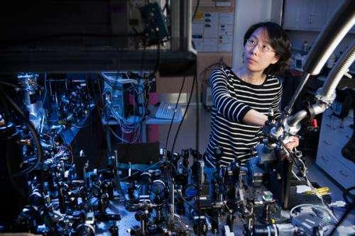 Physicists develop revolutionary low-power polariton laser