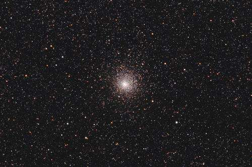 Physicists find black holes in globular star clusters, upsetting 40 years of theory