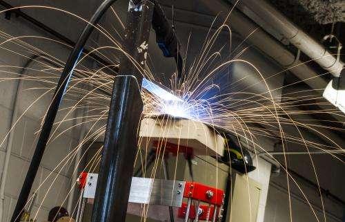 Scientists build a low-cost, open-source 3-D metal printer