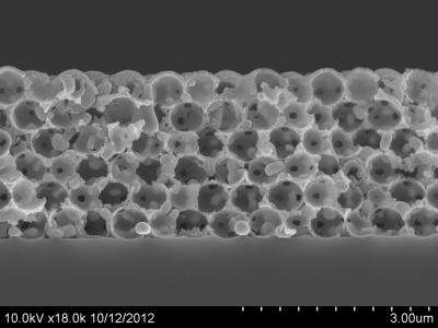 Scientists develop heat-resistant materials that could vastly improve solar cell efficiency
