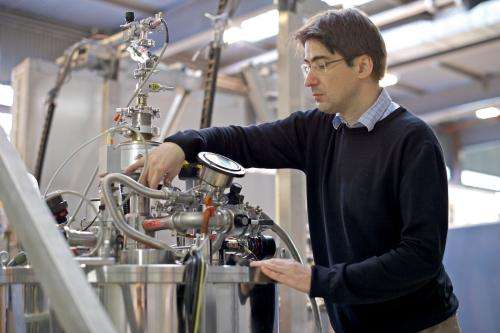 Superconductivity switched on by magnetic field