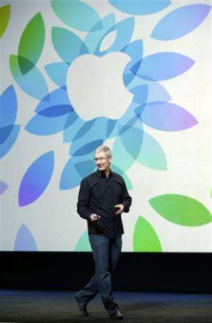 Apple unveils new Macs, iPad ahead of holidays