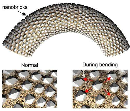 Scientists create new flexible mineral inspired by deep-sea sponges