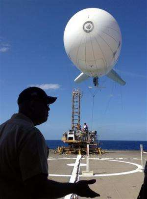 US tries new aerial tools in Caribbean drug fight