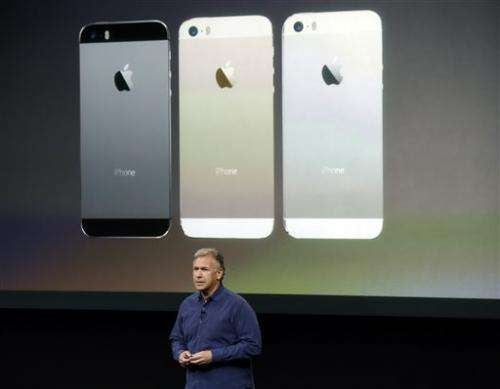 Apple introduces 2 new iPhone models