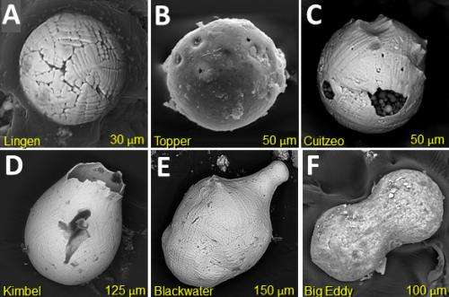Comprehensive analysis of impact spherules supports theory of cosmic impact 12,800 years ago