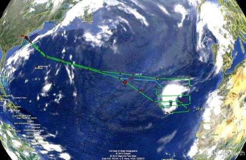 NASA's HS3 mission aircraft to double team 2013 hurricane season