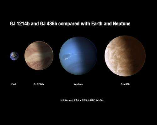 Researchers use Hubble Telescope to reveal cloudy weather on alien world
