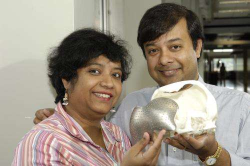 3-D printed implants may soon fix complex injuries