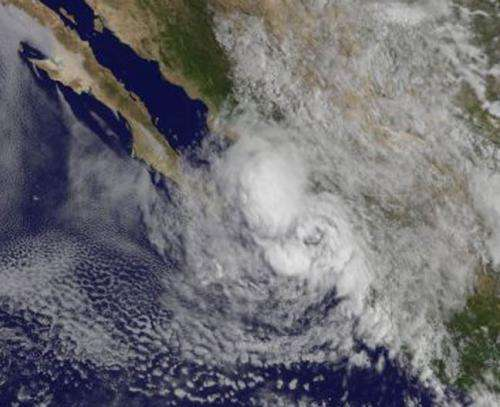 NASA's TRMM satellite adds up Tropical Storm Manuel's amazing rainfall