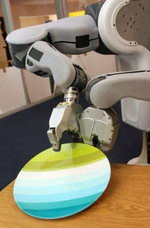 Teaching robots lateral thinking: New algorithms could help household robots work around their physical shortcomings