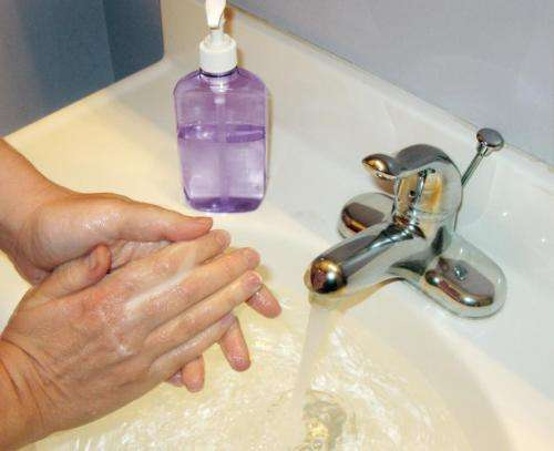 Antibacterial products fuel resistant bacteria in streams and rivers
