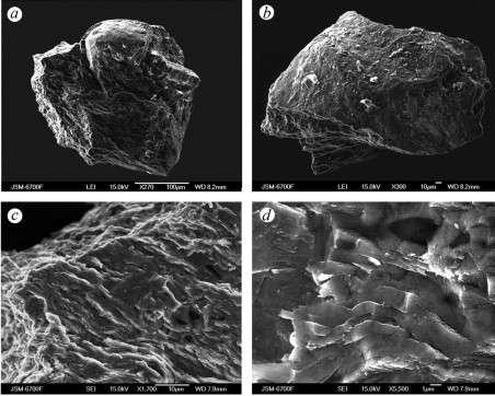 Researchers claim reexamination of rock samples confirms meteoritic origin of Tunguska cosmic body