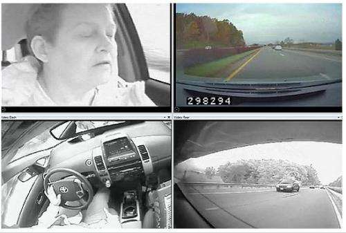 Day or night, driving while tired a leading cause of accidents