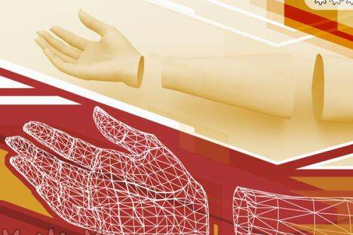 A 3-D printout for your health