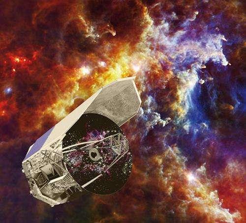 A Burst of Stars 13 Billion Years Ago