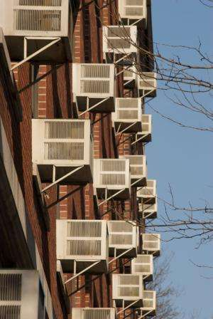 AC demand in developing countries could put chill on energy supply