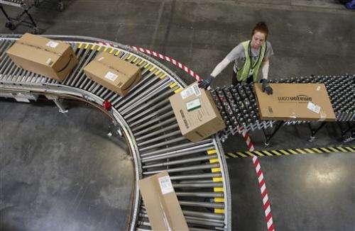 Amazon to hire 70,000 seasonal workers