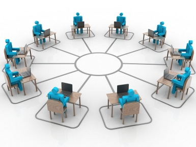 Artificial intelligence to measure the collaborative capacity of students