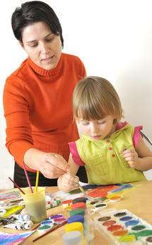 Arts-based activities could help toddlers' development