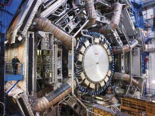 ATLAS sees Higgs boson decay to fermions