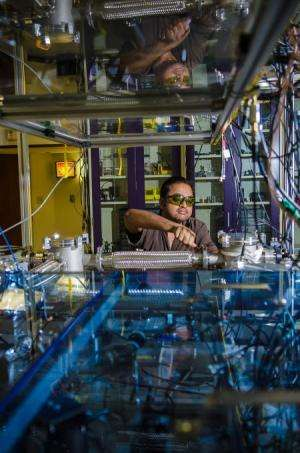 Building the world's most sensitive detectors: A conversation with Rana Adhikari