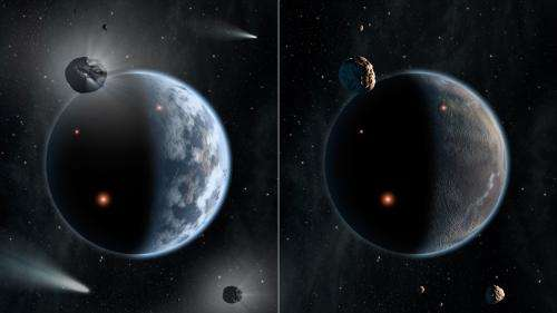 Carbon worlds may be waterless, finds NASA study